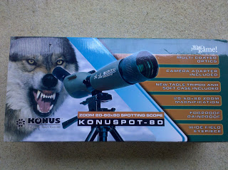 Konus Spotting Scope Review